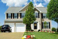 exterior paint color schemes | House Painting Schemes Tips House Painting Exterior Color Schemes ...