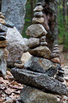 Stacking Stone