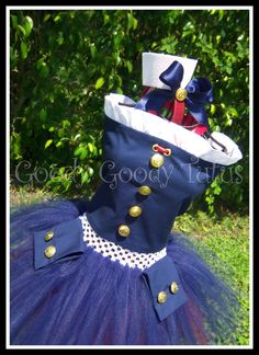 Hey, I found this really awesome Etsy listing at http://www.etsy.com/listing/116489687/anchors-away-military-inspired-tutu-and