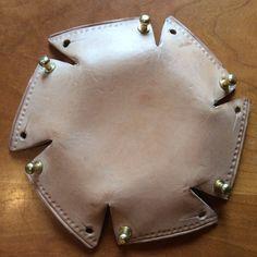 Leather catch-all от TimsSatchels на Etsy