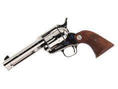 Colt P1840LBC SAA Revolver .45 LC 4.75in 6rd Nickel Long Branch Saloon - $2138.39