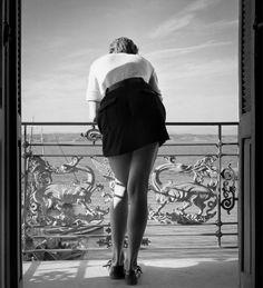 Shootingitaly.it/ Francesca Sottilaro  Liguria Italy 1936 Photo: Herbert List