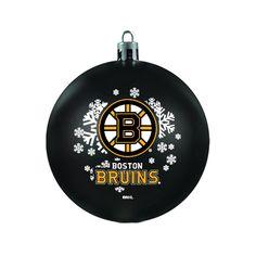 Boston Bruins Ornament - Shatterproof Ball