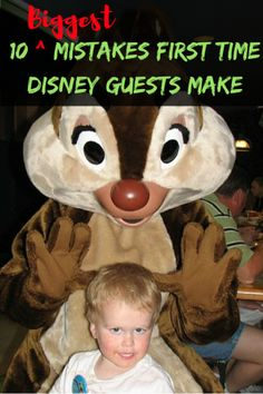 10 Biggest Mistakes First Time Disney Guests Make