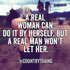 A real man will help and serve his woman. #relationshipgoals #countrycouple…
