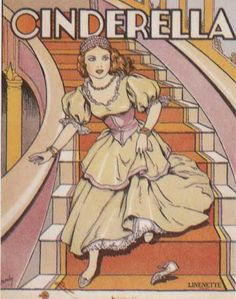 Cinderella and her Twenties Hair
