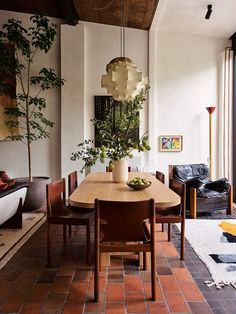 Architectural Digest, Flack Studio, Dining Area, Dining Table, Dining Rooms, Casa Patio, Melbourne House, Style Deco, Interior Decorating