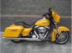 Cool Harley-Davidson Street Glide Paint | 2013 Harley-Davidson FLHX - Street Glide , $19,999, image 2