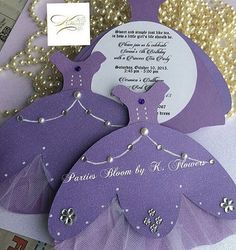 Sofia The First-Sofia the First inspired invitations (Set of CUSTOM LISIN FOR HEIDI- Sofia the First inspired invitations. Unlike many, this is a handmade card accented with ribbon, rhinestones, and pearls. Princess Sofia Birthday, Sofia The First Birthday Party, Invitation Set, Party Invitations, Princesa Sophia, Wedding Cards, First Birthdays, Party Time, Crafts