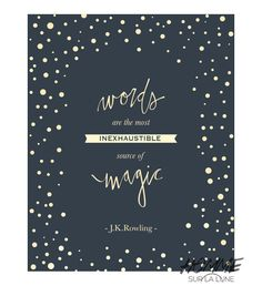 words quote jk rowling quote harry potter quote by HommeSurLaLune