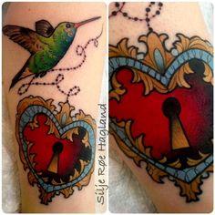 Silje Hagland, Scapegoat Tattoo, Portland