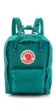 Fjallraven Kanken Mini Backpack   SHOPBOP