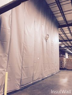 Randall InsulWallR Insulated Warehouse Curtain Wall No Business Downtime During Installation