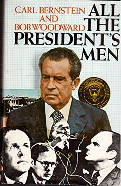 All the President's Men by Carl Bernstein http://www.amazon.com/dp/067121781X/ref=cm_sw_r_pi_dp_S52Rwb127HN9V