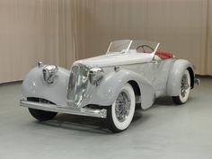 1926 Duesenberg A Speedster