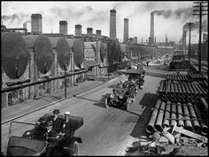 Standard Oil, Richmond CA 1915