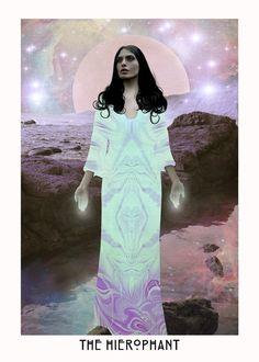Starchild tarot by Danielle Noel