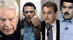 Venezuela Al Límite, con Felipe González y Henrique Capriles