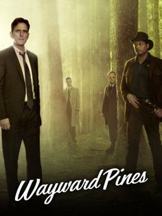 Wayward Pines   Matt Dillon stars as a Secret Service agent who comes to Wayward Pines, Idaho to find two missing federal agents in this Fox limited series.