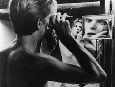 David Bowie as The man Who fell to earth