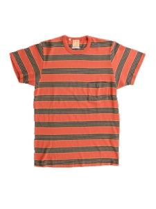 Old-school stripe tee. Levi's Vintage Clothing $95.00. This would look good on the BF