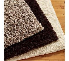 great rugs. love the cream one, perfect for baby room