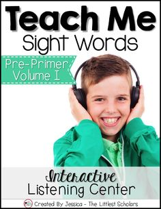Listen for Sight Word Success!