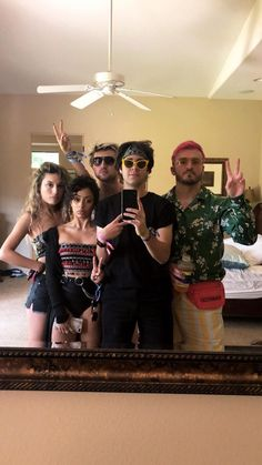 Vlog squad but tb to Coachella where WE ALL THOUGHT DAVID AND LIZA WERE STILL TOGETHER