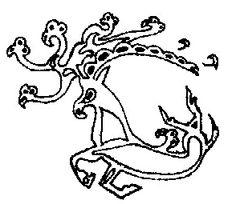 Ancient Scythian Tattoo