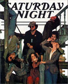 Cast of SNL 1976
