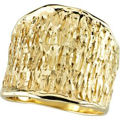 Fashion Ring in 14K Solid Gold