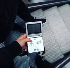 Gameboy advance sp.
