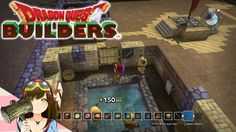 Dragon Quest Builders - Burley breaks his vows & beefin' up the baths! Ep56