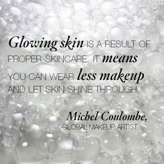 Beautiful skin is your best accessory ♡