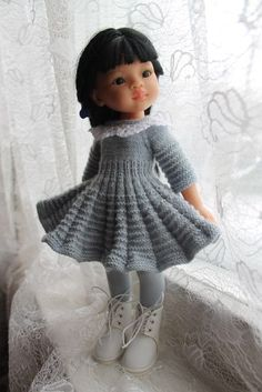 Embroidery Girl Dress Doll Clothes 58 Ideas For 2019 Baby Girl Letters, Urban Threads, Baby Born, Doll Costume, Embroidery Fashion, Knitted Dolls, Knit Fashion, Doll Clothes, Dress Clothes