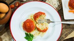 Ellie Krieger Mini-Turkey Meatloaves...so good, the family (even the kids) loved them!