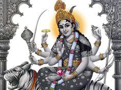 Goddess Durga Wallpaper Download