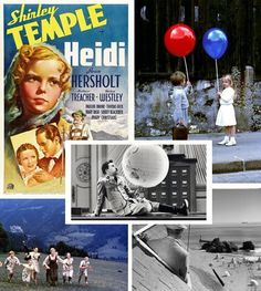 My Favorite Films for Children — Maxwell's Finds - I want to watch these all (have watched sound of music of course)