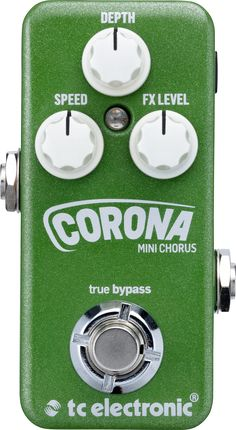 TC Electronic Corona Mini Chorus Effects Pedal