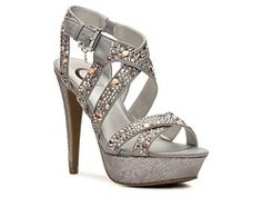G by GUESS Nadia Sandal. I have these, they were so gorgeous I couldn't leave them....