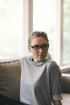 Nina Johnson for WARBY PARKER + PENELOPE'S Editorial #1