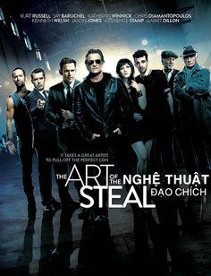 Chép Phim HD The Art Of Steal 2014 - Nghệ thuật đạo chích tại www.cinee.vn