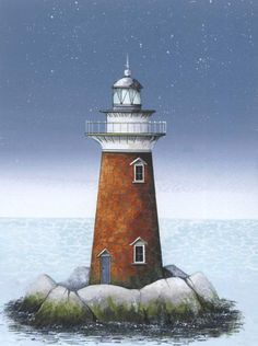 Gary Walton - Lighthouse II