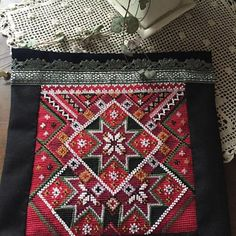 Images about #rukkastakk tag on instagram Bohemian Rug, Tags, Sewing, Belts, Instagram, Decor, Hardanger, Manualidades, Dressmaking