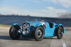 1936 Delahaye 135 S - One of sixteen ever made and one of only seven to survive to the modern day