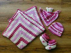 Fannysbuntewelt: Babyset für eine kleine schwedische Prinzessin :)