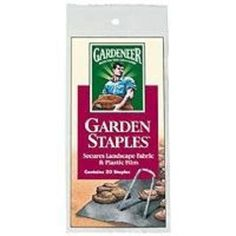 Dalen Gardeneer Dalen Gardeneer GS-5-1000 Ground Staple Box, 5-Inch, Pack of 1000