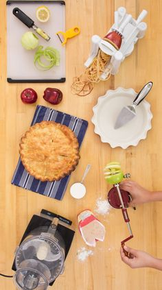 If your favorite autumnal activities involve going to an apple orchard and picking the fruit right off the tree, we've got all the tools you need to turn your bushels into pies, galettes, sauces, crumbles—or even just fresh slices for snacking.