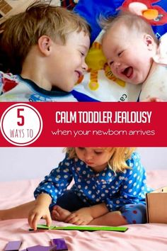 If you've ever wondered how to split your attention between a toddler and newborn, here are a few ideas to keep that special connection with your oldest child. via @handsonaswegrow
