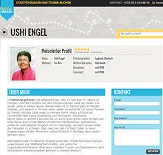 Ask Ushi Engel #Tel Aviv .